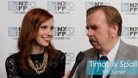 On the Carpet: Timothy Spall