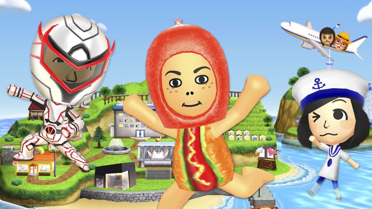 The 10 Best Mii Games - Paste