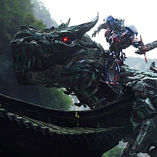 <i>Transformers: Age of Extinction</i>