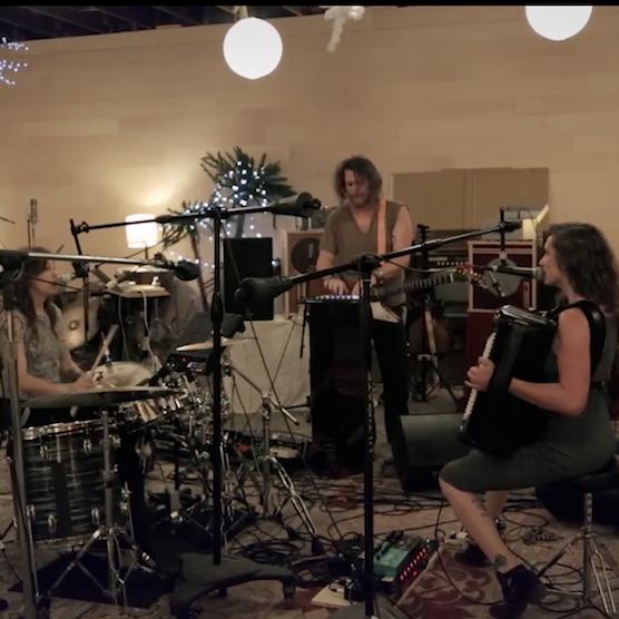 Paste Live Sessions: Live from La La Land - Twin Limb