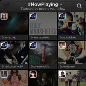 Twitter Launches Music App