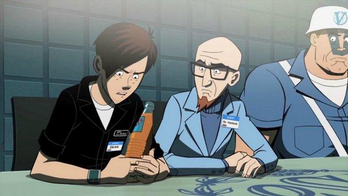 """<em>Venture Bros.</em> Review: """"O.S.I. Love You"""" (Episode 5.05)"""