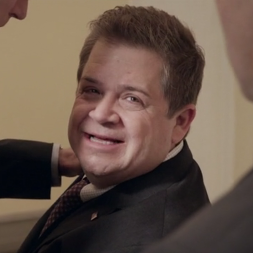 .GIF Round-UP: Every Time Patton Oswalt Fondled Jonah in <i>Veep</i>