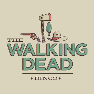 <i>The Walking Dead</i> Bingo