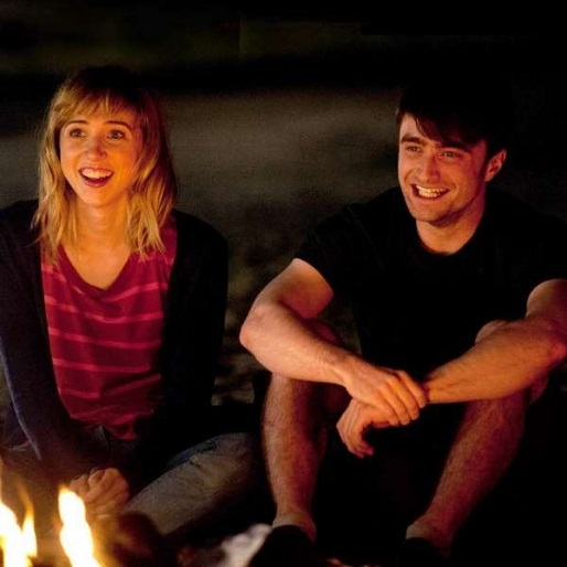 Watch Daniel Radcliffe, Zoe Kazan in the <i>What If</i> Trailer