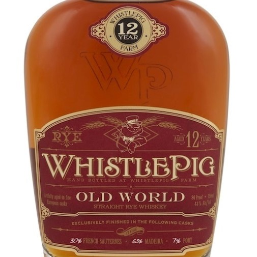 Bottling Innovation: WhistlePig Old World 12-Year Rye Whiskey Review