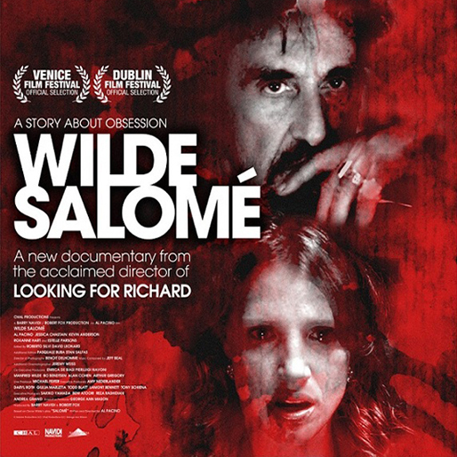 See Al Pacino and Jessica Chastain in a Preview of <i>Wilde Salomé</i>
