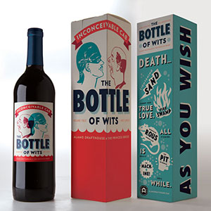 50 of the Best Wine Bottle Designs