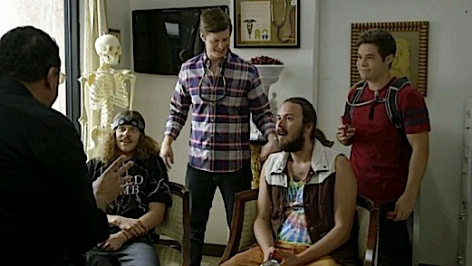 "<i>Workaholics</i> Review: ""Three and a Half Men"" (Episode 4.05)"