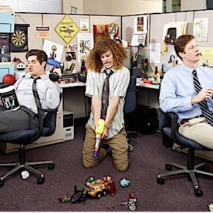 "<i>Workaholics</i> Review: ""Best Buds"""