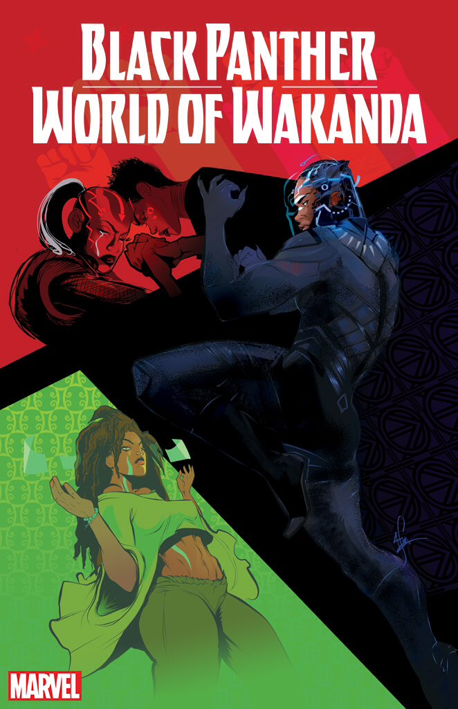 Image result for Black Panther: World of Wakanda by Ta-Nehisi Coates and Roxane Gay v