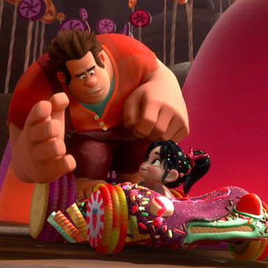 &lt;i&gt;Wreck-It Ralph&lt;/i&gt;