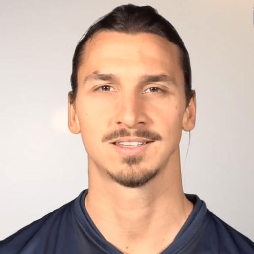 Zlatan Ibrahimovic Picks His Best XI