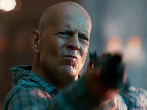 <i>A Good Day to Die Hard</i>