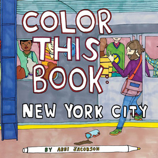 Yas, Queen: You Can Color Your Own Broad City