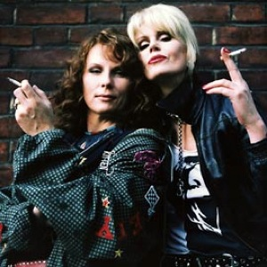Jennifer Saunders Writing <i>Ab Fab</i> Movie