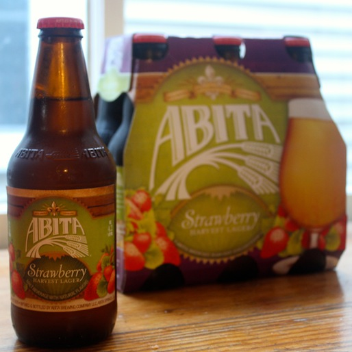 Abita Strawberry Harvest Review
