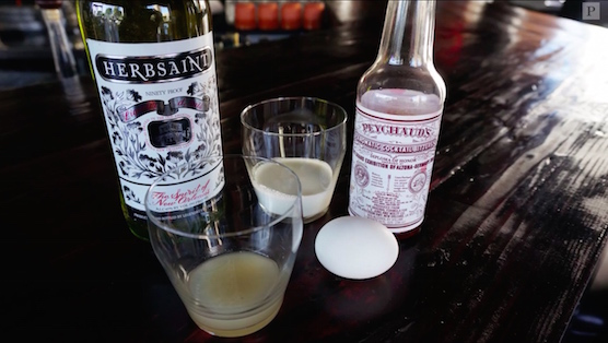 How to Make An Absinthe Suissesse: A Video Tutorial