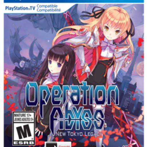 <em>Operation Abyss: New Tokyo Legacy</em> Review