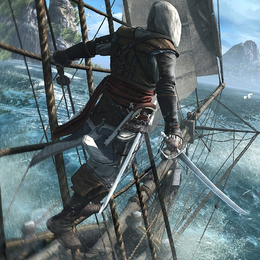 The Science of Shanties: <i>Assassin's Creed</i>'s Work Songs of the Sea