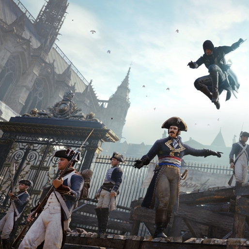 A Tourist in <em>Assassin's Creed</em>'s Paris