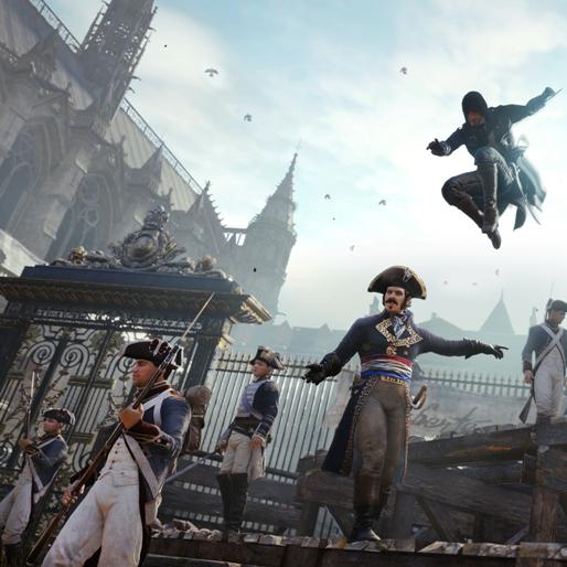 A Tourist in <em>Assassin's Creed</em>'s Paris