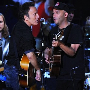 Springsteen Invites Tom Morello to Join <i>Wrecking Ball</i> Tour in Australia