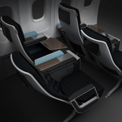 A Plane Seat You Will Actually Enjoy Sitting In