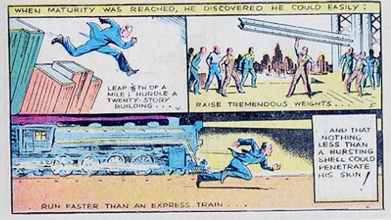 ¿Qué sabemos del primer cómic de Superman?