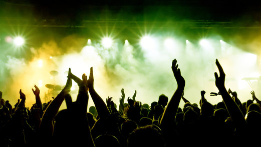 Your Worst Concert Experience: A Touch of Brown