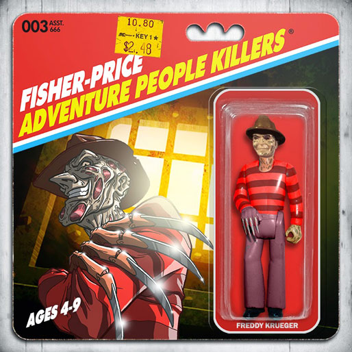Fisher Price Adventure Killers