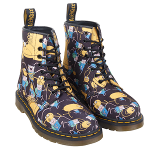 Stroll Through the Land of Ooo in New Dr. Martens X <i>Adventure Time</i> Shoes