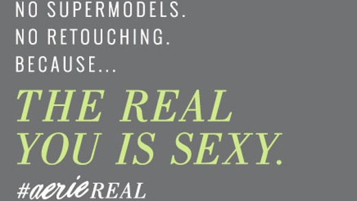 Aerie Bans Retouching in Spring Ad Campaign