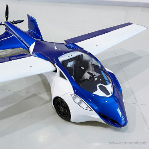 This Flying Car is Bringing Sci-Fi Dreams to Reality