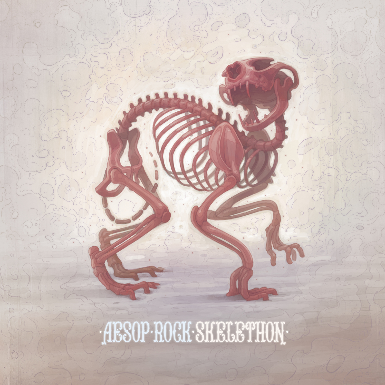 Aesop Rock Releases <i>Skelethon</i>'s Tracklisting