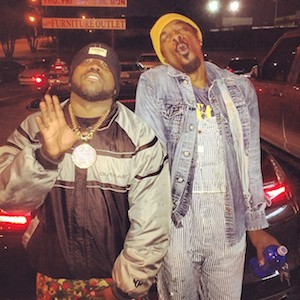 Photos Confirm that André 3000, Big Boi are Indeed Hanging Out
