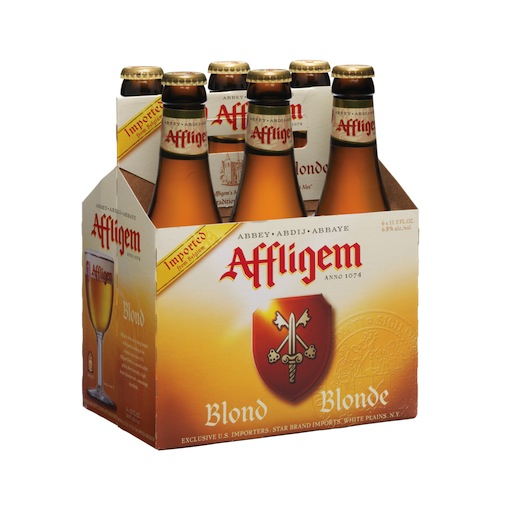 Pour Me Twice: The Ritual of Drinking Affligem Blonde