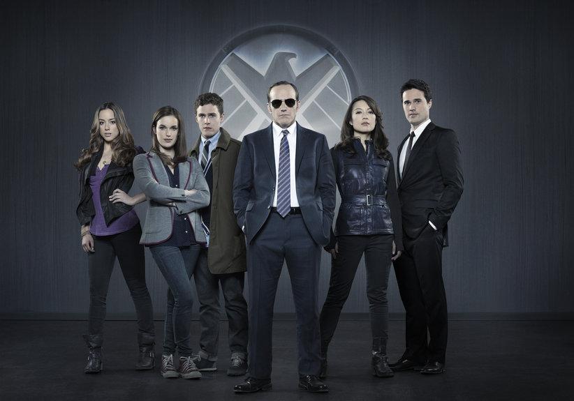 Joss Whedon, Clark Gregg Dish More on <i>Marvel's Agents of S.H.I.E.L.D.</i>