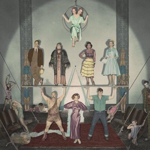 Lily Rabe Is Bringing Her <i>American Horror Story: Asylum</i> Role to <i> Freak Show</i>