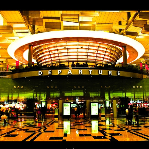 And The World's Best Airport Is ...