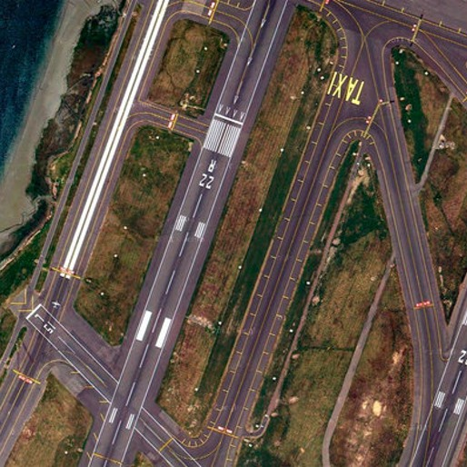 Satellite Images Show the Beauty of Airports