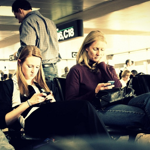 You May Now Use Your Electronic Devices During Take Off and Landing