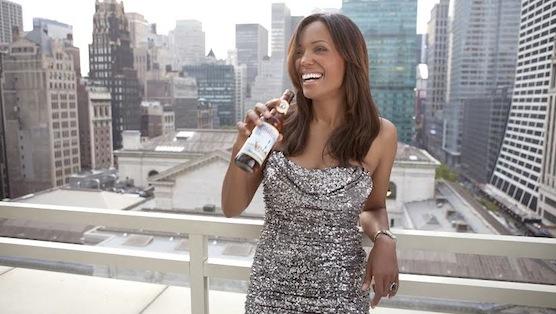 Aisha Tyler Talks Beer