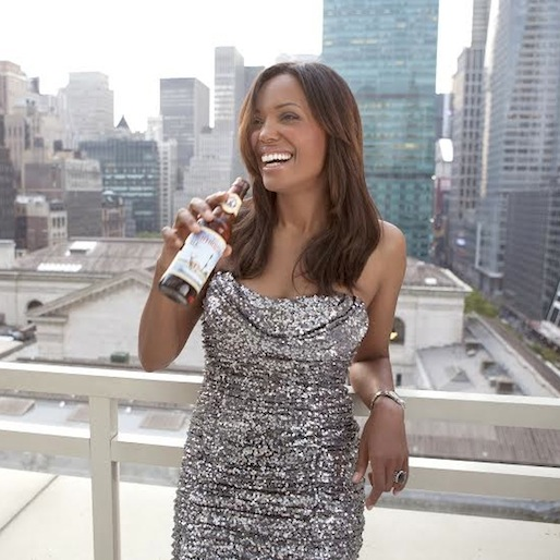 Aisha Tyler Talks Beer