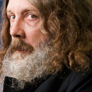 Alan Moore Recruits TV on The Radio Vocalist For New Song