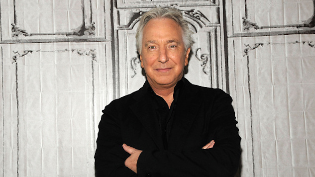 Actor Alan Rickman Dead at 69