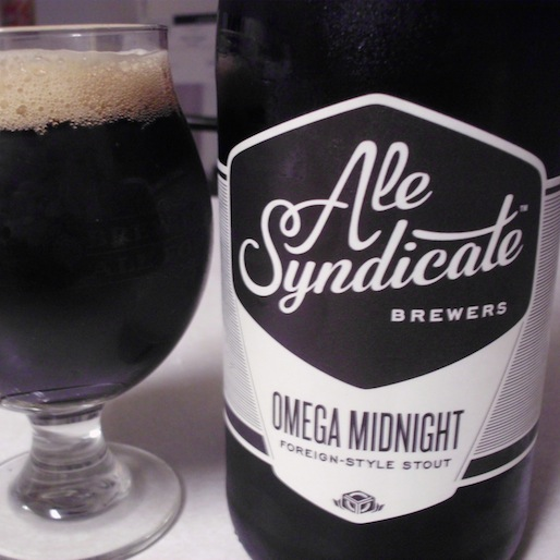 Ale Syndicate Omega Midnight Review
