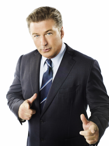 Alec Baldwin on Board to Host MSNBC Talk Show