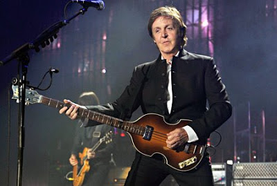 Paul McCartney to Headline Hour-Long <i>Colbert Report</i> Special