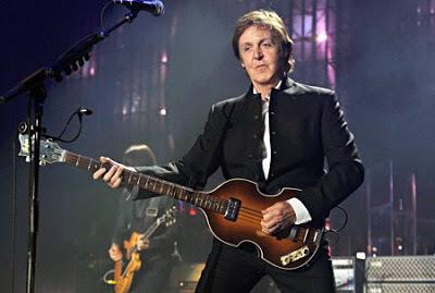 Paul McCartney to Headline Hour-Long <i>Colbert Report</i> Special